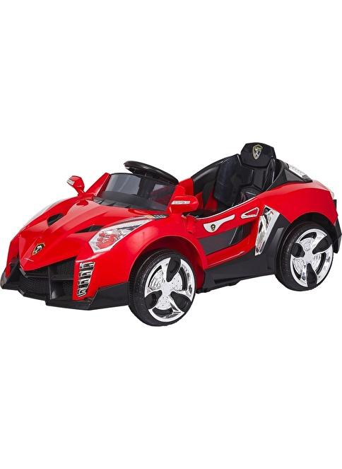 Baby2go Baby2Go 9329 Akülü Araba Uzaktan Kumandalı  Kırmızı